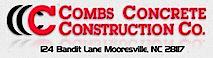Combs Concrete Construction Company's Company logo