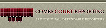Combs Court Reporting's Company logo