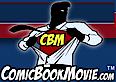 Comic Book Movie's Company logo