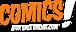 Comics For Sale Online Logo