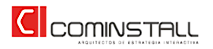 Cominstall's Company logo