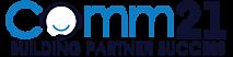 Comm21's Company logo