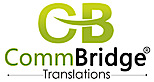 CommBridge Translations's Company logo