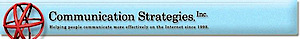 Communication Strategies Inc's Company logo