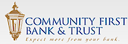 Community First Bank and Trust's Company logo