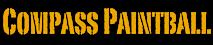 Compass Paintball's Company logo