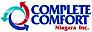 Chenette Plumbing & Heating's Competitor - Complete Comfort Niagara logo
