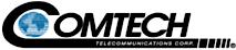 Comtech's Company logo