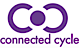 Connected Cycle Logo