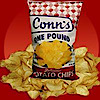 Conns Potato Chip's Company logo