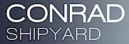 Conrad Shipyard's Company logo