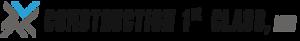 Construction 1st Class's Company logo