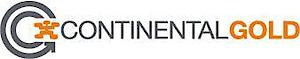 Continental Gold's Company logo