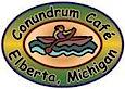 Conundrum Cafe's Company logo