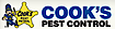 Allgood Pest Solutions's Competitor - Cook's Pest logo
