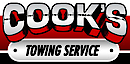 Cook's Towing Service's Company logo