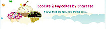Cookies & Cupcakes By Chareese's Company logo