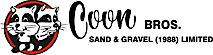 Coon Bros. Sand & Gravel (1988)'s Company logo