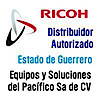 Copiadoras En Acapulco Distribuidor Ricoh's Company logo