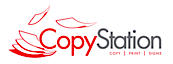 Copy Station's Company logo
