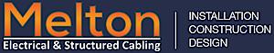 Meltonelectric's Company logo