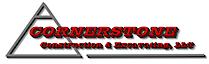 Cornerstone Excavating's Company logo