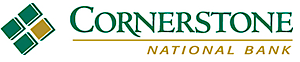 Cornerstone National Bank's Company logo