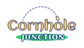 Custom Cornhole Boards's Competitor - Cornhole Junction logo