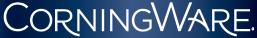 CORNINGWARE's Company logo