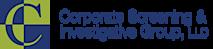 Corpscreen's Company logo