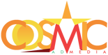 Cosmic Ad Media's Company logo