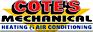 Autorama San Antonio's Competitor - Cote's Mechanical logo