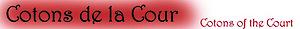 Cotons De La Cour's Company logo