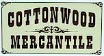 Cottonwood Mercantile's Company logo