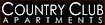 Country Club Apartments Logo