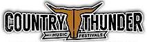 Country Thunder's Company logo