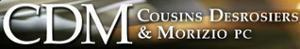 Cousins, Desrosiers, And Morizio's Company logo