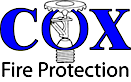 Cox Fire's Company logo