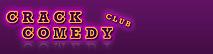 Crackcomedy's Company logo