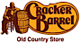 Longhorn Steakhouse's Competitor - Cracker Barrel logo