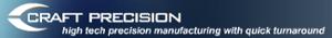 Craft Precision's Company logo