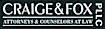 Craige & Fox, Pllc Logo