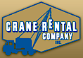 Crane Rental Company's Company logo