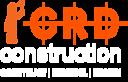 CRD construction's Company logo