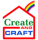 Create & Craft TV's Company logo