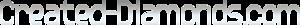 Created Diamonds's Company logo