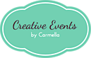 Creative Event Planning By Carmella's Company logo