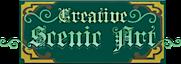 Creative Scenic Art's Company logo