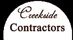 Creekside Contractors's Company logo