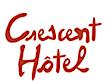 Crescent Hotel's Company logo